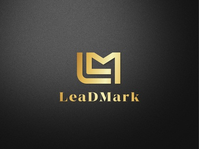 Letter L and M Logo Design