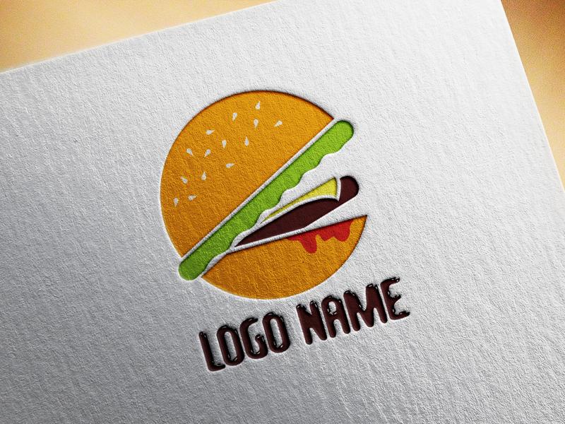 Logo Design logo a day creative logos creative  design creative logo creative logo design mokup logotype burger logo food logo logo design design creative logo