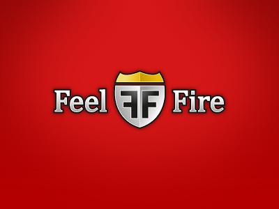 "Logo ""Feel Fire"" cars ferrari austria logo signet crest"
