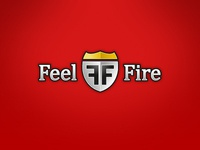 "Logo ""Feel Fire"""