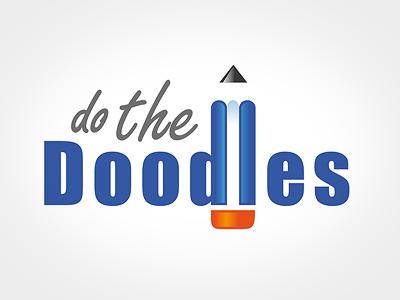 Logo do the Doodles logo signet doodles scribble pencil