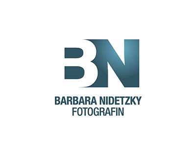 Logo BN logo photographer initials