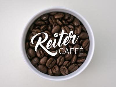 Reiter Caffè cafe coffee word mark mark logo