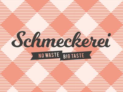 Schmeckerei Logo superfesch food brandingdesign branding austria logo