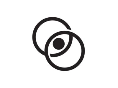 eyeflare - Brand Concept shapes motion modern minimalist mark loud logotype logomark logo design logo lettermark exploration lettermark lens gradient geometric design clean brand bold