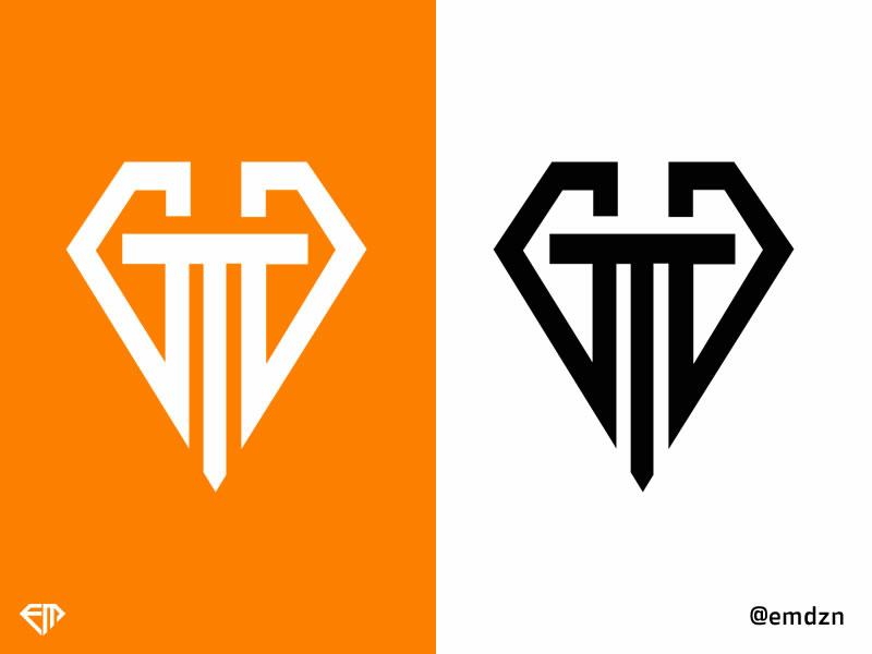 Gtg concept character concept art conceptlogo concept mascot design mascot logo gaming esports team logo graphic marca logo logo esports illustration design branding vector sketch