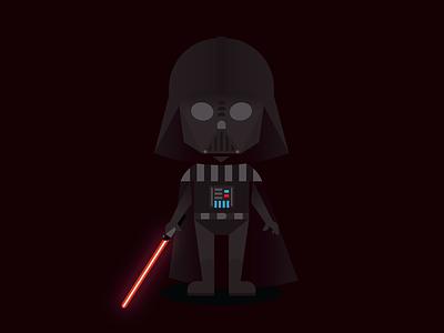Darth Vader darth vader star wars vader illustration vector