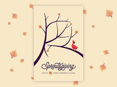 Sproutsgiving 2016 sprout social potluck thanksgiving