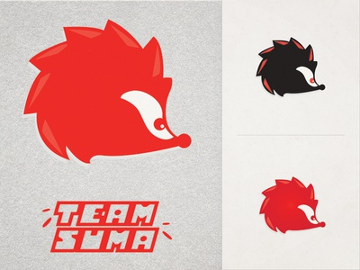 Here's your Mascot team illustrator illustration animal head sega hedgehog sonic logo mascot
