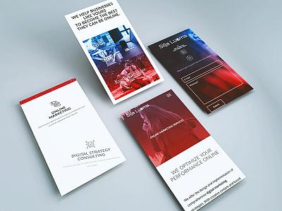 ::: Silja Luoma ::: website viking suomi seo agency sem photography marketing logo finnish finland brand