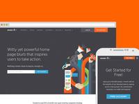 SparkPost Email Website