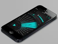 MP3 UI Concept