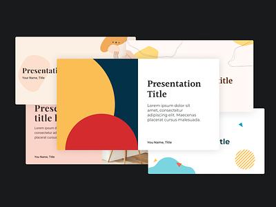 Figma Presentation Templates template presentation figma