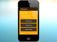 Wifi portal mobile version