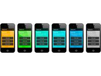 Wifi portal color variation