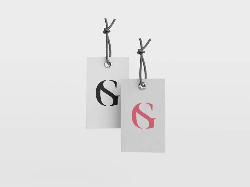 SG Clothin Brand / Logo Concept clothing brand fashion branding typography minimal design graphic  design creative logodesign logo