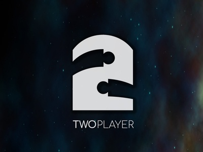 Twoplayer Logo Concept