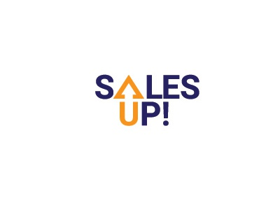 Sales Up! / Software APP Logo Concept software app software app typography branding creative graphic  design logo logodesign design