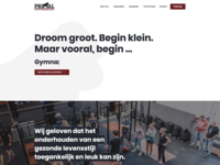 CrossFit, MMA, BJJ website