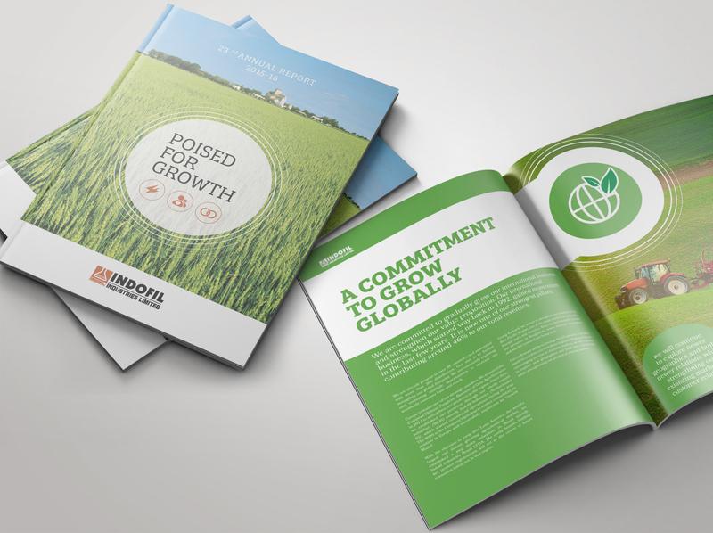 Annual Report annualreport branding sketch art cover design print