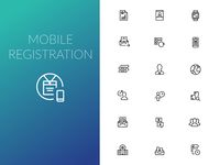 New Event UX Iconography