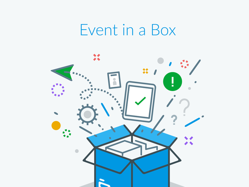 Event in a Box events unboxing