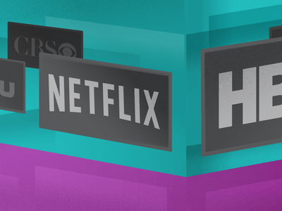 Viewer awareness — Feature Image morning-consult media illustration hbo netflix editorial illustration editorial design