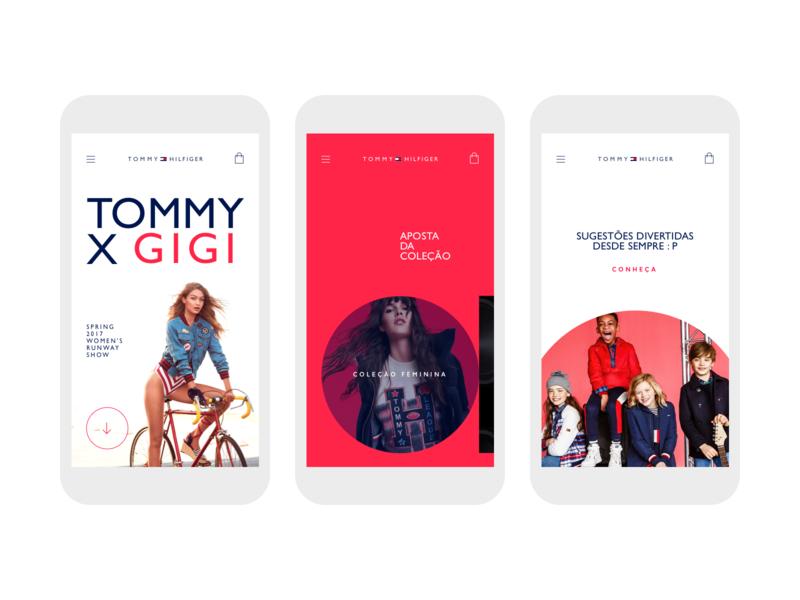 Tommy Hilfiger - Mobile