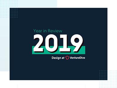 Year in Review 2019 2020 designteam designers karachi pakistan lahore bestplacetowork yearinreview flat clean branding app animation ui tech studio design agency