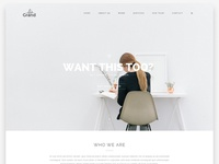 Creative Agency Demo 7 -  Grand WP Theme
