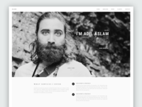 Kaam - Responsive Ajax Creative Theme - Home 10