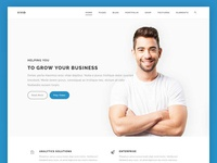 Business Solutions - Vivid Theme