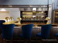 Brass Bar London