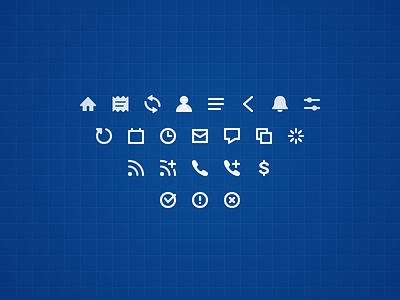 UI Icon Set icon set icons