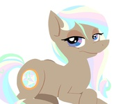 Tawny Opal Pony