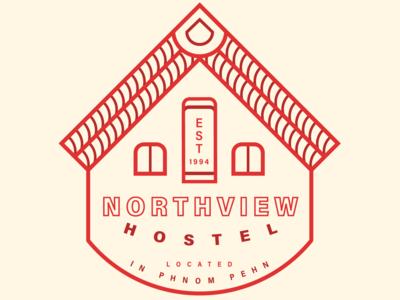Hostel Identity Logo