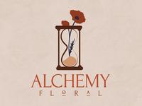 Alchemy Floral Logo