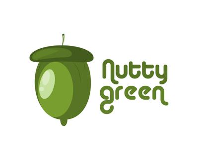 nutty green logo