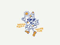 More Pizza More Fun
