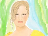 Oscar portraits: Renee Zellwegger