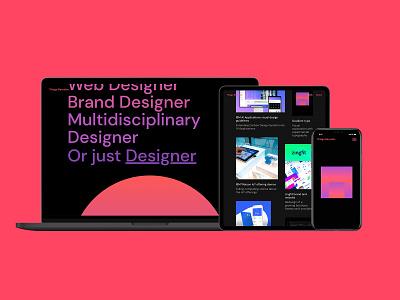 Design Portfolio - thiagobarcelos.com portfolio design wordpress product design brand design ui design portfolio