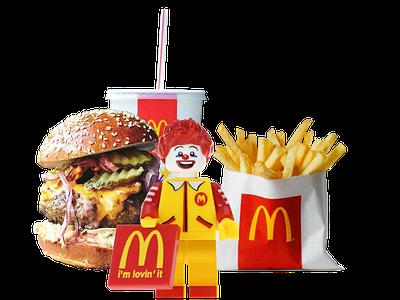 Mc Do Menu Burger