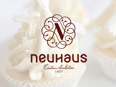 Neuhaus Chocolate Redesign neauhaus chocolate n belgian brown