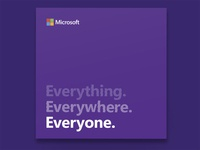NIPS 2016 Microsoft Brochure