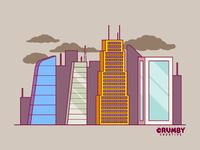 Buildings for dribbble 02