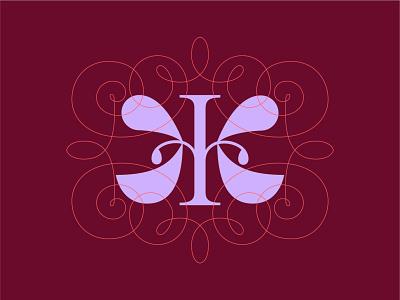 Ж 💜 branding vector type minimal bulgaria identity logo lettering typography