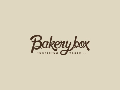 Bakеry box box bakery graphic desgin desiginspiration vector logo bulgaria type lettering design typography identity branding