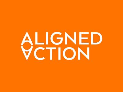 Align Action amiticreativestudio creative design compas custom design lifecoach logodesign logotype logotypedesign sofia graphic desgin desiginspiration type logo bulgaria minimal design typography identity branding