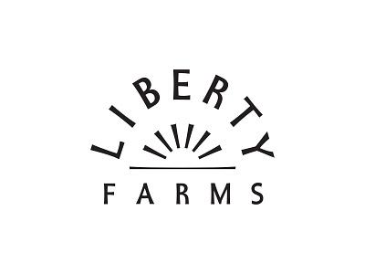 Unused Farm Logo logodesign icon typography wordmark logotype identity brand branding logo agriculture nyc ny upstate new york farming