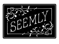 Retail Logo Option 1 —Seemly